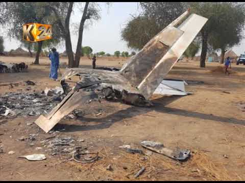 2 pilots held captive in  Akobo S.Sudan after crash landing on January 7th