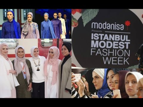Istanbul Modest Fashion Week Vlog   Part 1