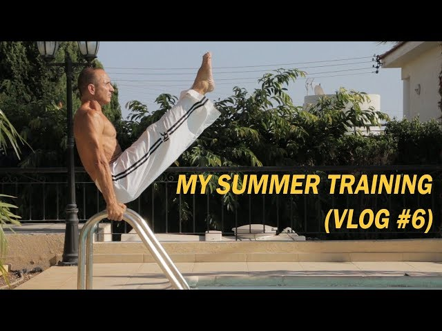 My summer training (Vlog #6)