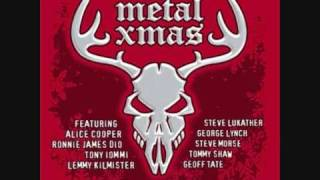 "Lemmy Kilmister, Dave Grohl & Billy F. Gibbons - ""Run Rudolph Run"""