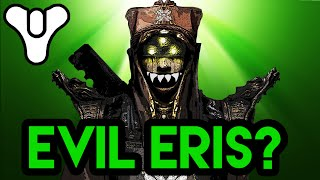 Is Eris Morn Evil? Destiny Lore - Stafaband