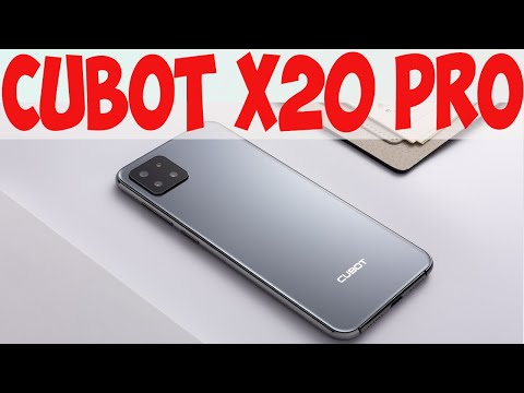 Обзор смартфона CUBOT X20 PRO