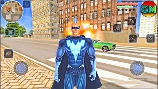 Energy Joe Amazing Super Hero Saving World