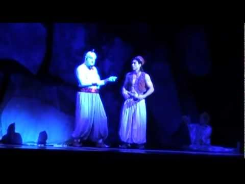 Genie's Jokes And Puns Collection Part 1 - Aladdin A Musical Spectacular Disney California Adventure