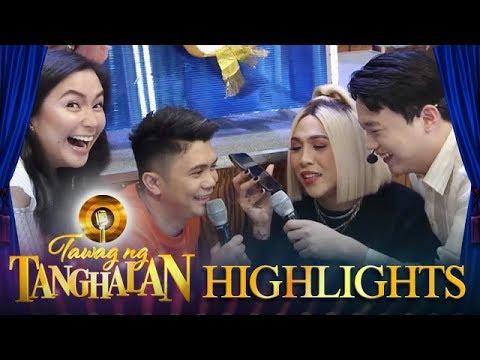 Tawag Ng Tanghalan: Vice lets Calvin talk to his It's Showtime family