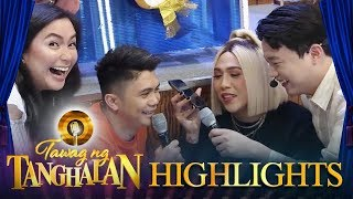 Tawag Ng Tanghalan: Vice lets Calvin talk to his It's Showtime family