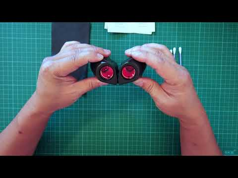 Fixing Repairing Cleaning Dirty Foggy Broken Binoculars