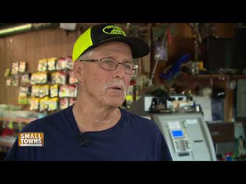 Small Towns: Johnny's Little Shop Of Bait