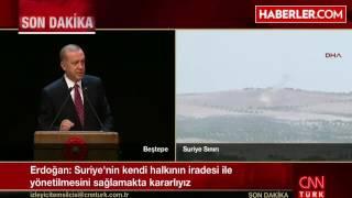 Erdoğan,  Bu Ülkeye Diz Çöktüremeyeceksiniz  Dedi, Sözleri Ayakta Alkışlandı