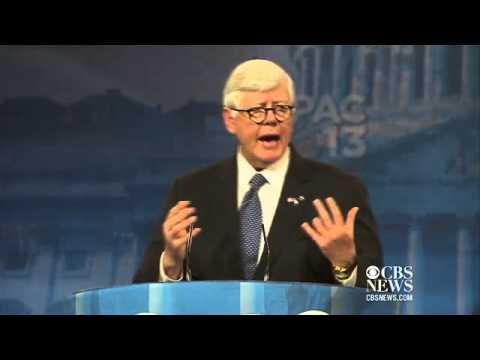 """NRA President David Keene: GOP must embrace leaders like Rand Paul, or """"it dies"""""""