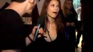 Natassia Malthe (Elektra, Maxim model) talks about her Mom