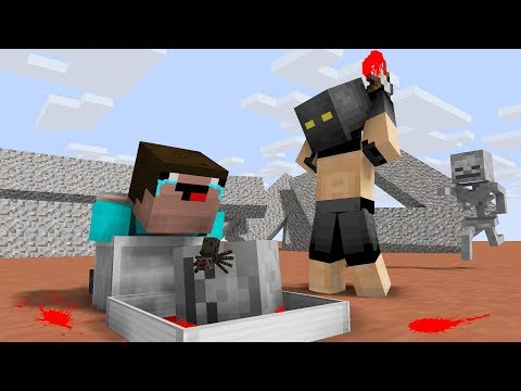 Noob Life - Minecraft Top 5 Life Animations