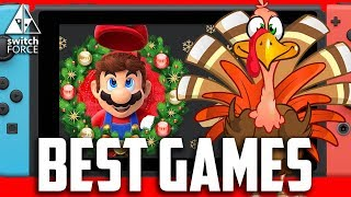 5 Best Switch Games for the Holidays