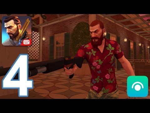 Gangstar New Orleans - Gameplay Walkthrough Part 4 - Turf 2: Plantations (iOS, Android)