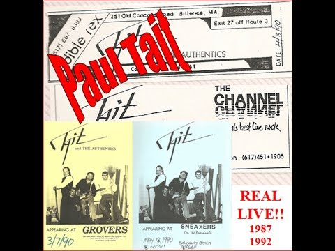 The Paul Tait Live Collection