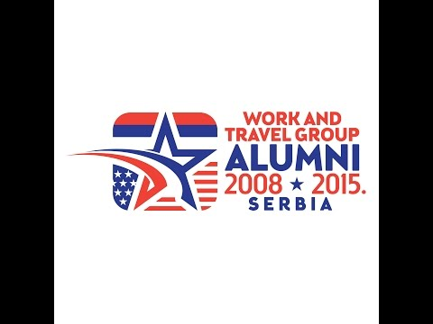 The Largest Work and Travel Alumni, Belgrade, Serbia - 26th November 2015.