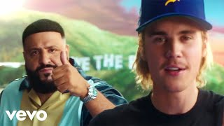 Смотреть музыкальный клип DJ Khaled - No Brainer ft. Justin Bieber, Chance the Rapper, Quavo
