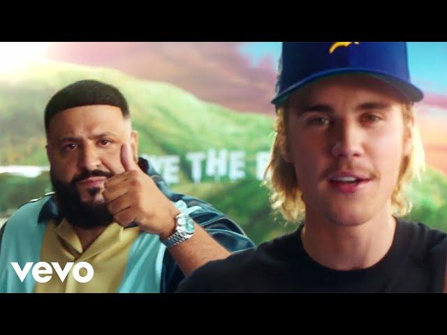 Djkhaledvevo dj khaled-no brainer official video ft. justin bieber chance the rapper quavo