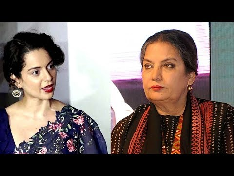 Fake quote claims Kangana Ranaut slammed Shabana Azmi for her insensitive tweet Mp3