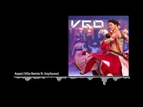 Aayat (VGo Remix ft. Arjit Singh, SoySauce) | Bajirao Mastani