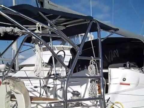 2006 Hunter 44 Deck Salon Sailboat For Sale By: Ian Van Tuyl