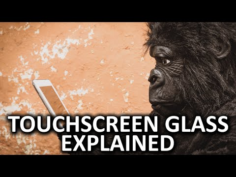 Touchscreen Glass as Fast As Possible