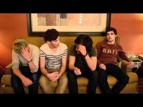 ONE DIRECTION Shares First Kiss Stories and Breakup Advice!