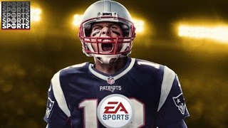 Everybody hopes tom brady is cursed for the madden 18 cover