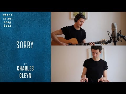 Charles Cleyn - Sorry - Unreleased (What's In My Song Book)