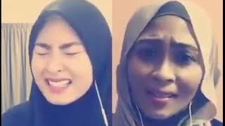 Siti nordiana terkejut dengar suara wany hir sama dengan suaranya MP3
