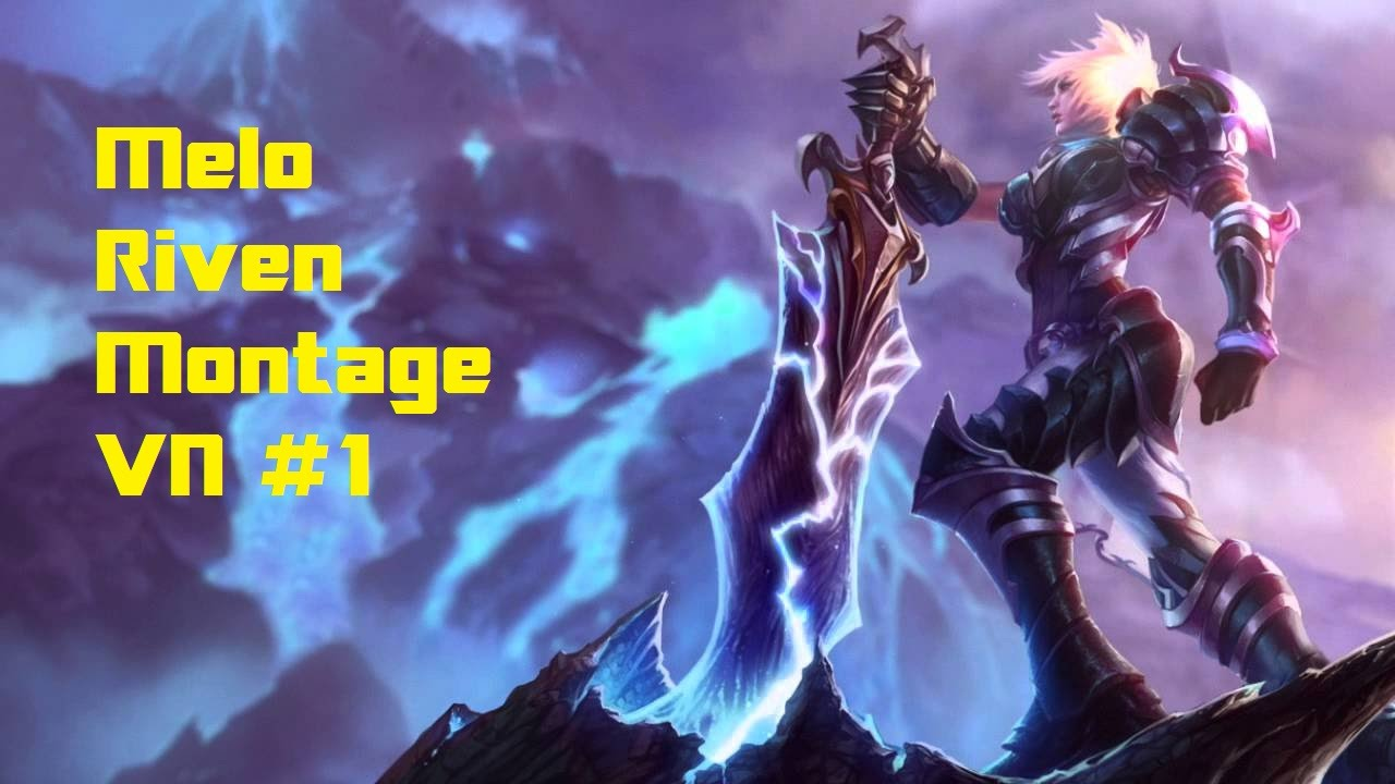 Riven Montage #1 - By Melo - YouTube