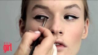 Beauty-уроки ELLE girl: как правильно рисовать стрелки(Журнал ELLE girl запускает серию beauty-уроков, в которых мы будем рассказывать о правилах идеального make-up. Первое..., 2014-10-29T09:22:24.000Z)