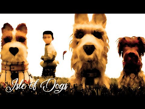 ISLE OF DOGS   Movie Review