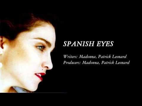 Spanish Eyes - Instrumental