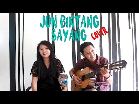 Sayang - Jun Bintang feat Lebri Partami (Cover)