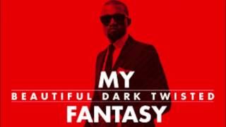 (2010 Unreleased) Tye Trillion =  MY BEAUTIFUL DARK TWISTED FANTASY