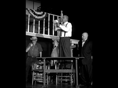 Behind the Scenes: Inherit The Wind - Interview with David W. Mitchell