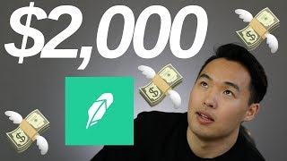 How I made $2000 on Robinhood - RIETs and Cannabis Stocks