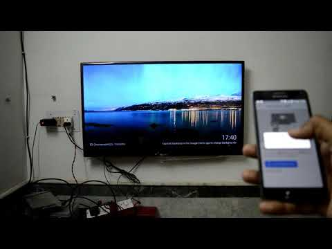 Unboxing of Google Chromecast 2 Media Streaming Device make smart TV thru this device