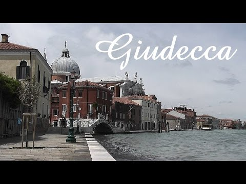 VENICE: Giudecca island [HD]