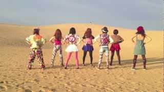 Especia「きらめきシーサイド」を鳥取砂丘で踊ってみました。 Especia 1...