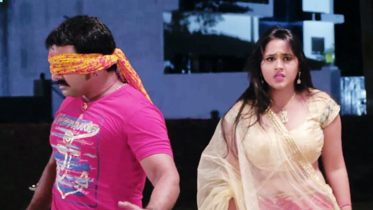 Pawan singh aur Kajal Raghwani 2018 full Action l HD Bhojpuri Video Scene