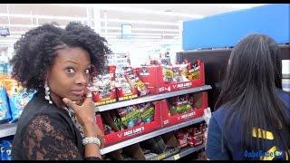 The Walmart Struggle | GabeBabeTV
