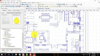 ២. autocad 2017 _របៀប Import និង Export (DWG File to Dialux/ Dialux to DWG)