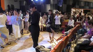 東京カルチャーカルチャー 増田大介 塚田真美 組 ダンスワンポイントレッスン7