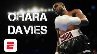Ohara Davies talks social media outbursts and being robbed   Top Rank Boxing
