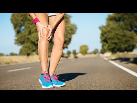 Running: Grass vs Concrete for knee pain