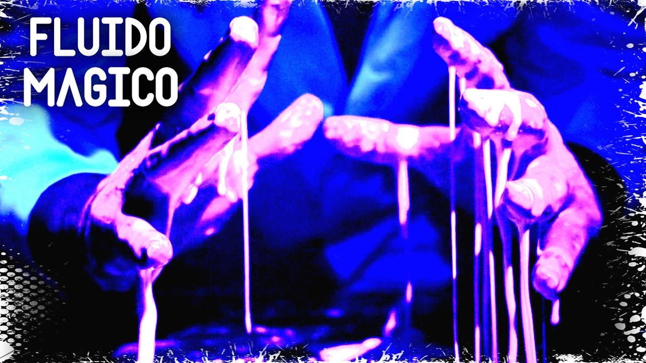 EXPERIMENTOS CASEROS | Liquido Magico