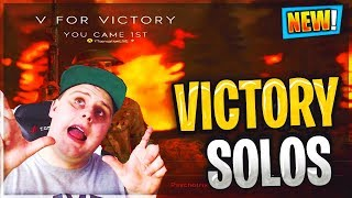 First SOLO Victory royale BATTLEFIELD 5 FIRESTORM