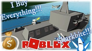Roblox: Sharkbite! (I Buy Everything!!!)